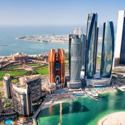 ABU DHABI JEWELLERY WATCH SHOW
