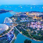Singapur Asya'nın Dünya'ya Bağlanan Kapısı