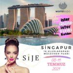 Singapur Mücevher Fuarı